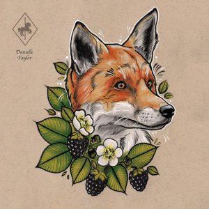 Tattoo Designer & Artist Danielle Taylor